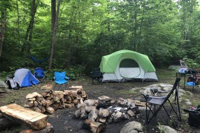 Woodland Trails Camping