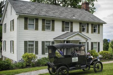 Van Kirk Homestead Museum