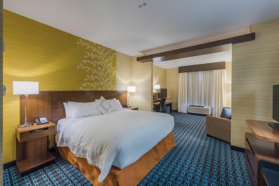 Guest Room King Suite