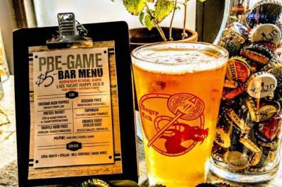 wheelHouse Bar and Grill_beer shot