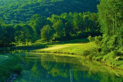 Black Bear Golf Club Lake
