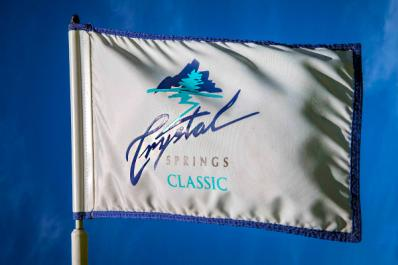 Crystal Springs Golf Club Flag