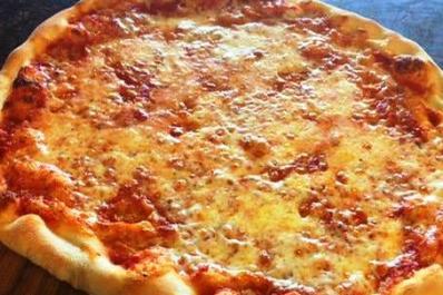 Dominick's Restaurant - pizza shot