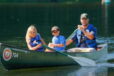 Indian Head Canoes Family Canoe