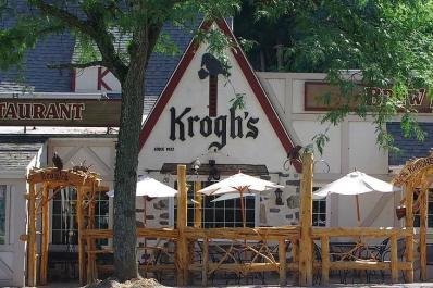 Krogh's Restaurant Building
