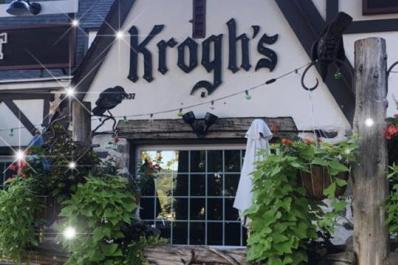 Krogh's Entrance