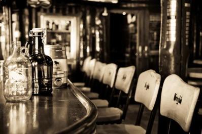 Krogh's BW Bar