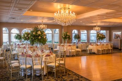Perona Farms Ballroom Traditional