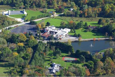 Perona Farms Aerial Property View