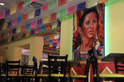 Riviera Maya Murals