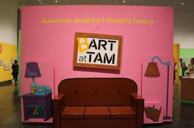 Bart at TAM
