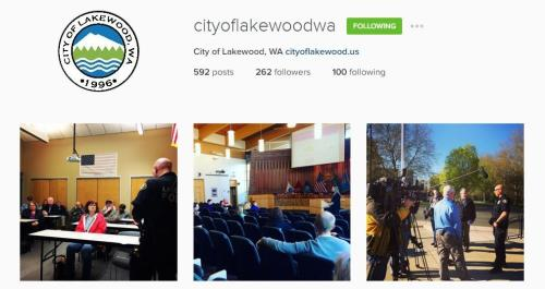 Lakewood Instagram
