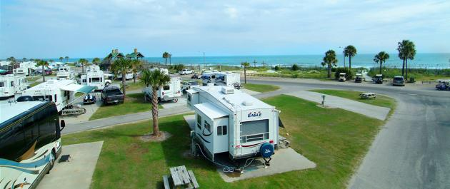 Ocean Lakes Family Campground in Myrtle Beach, SC
