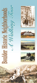 Historic Walking Tour Brochure Cover