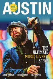 2018 2019 Austin Insider Visitors Guide Cover