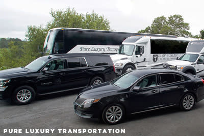 Pure Luxury Transportation
