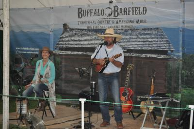 Music Band Buffalo Barfield