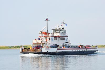 Hatters Island to Ocracoke Ferry