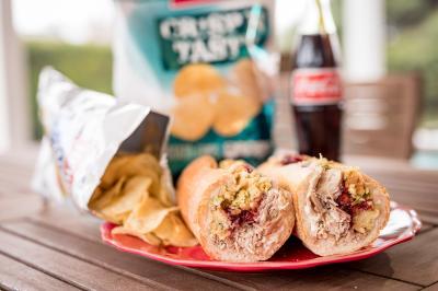 The Bobbie - Capriotti's Wilmington, Delaware - America's Best Sandwich