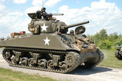 MVPA Tank
