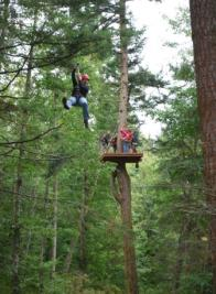 5 Places to Zip Line near the Greater Seattle Area and Puget Sound San Juan Island Zip Tour