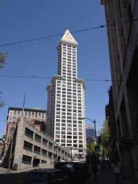 Smith Tower Building Downtown Seattle