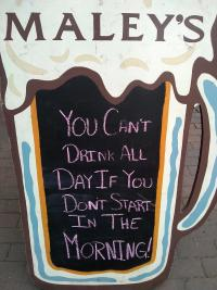 Mally's Pub