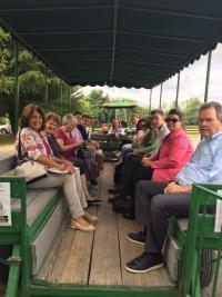 Ambassador Tour - 2019 - Frying Pan Farm Park