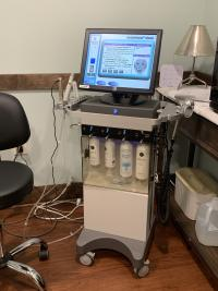 hydro facial machine
