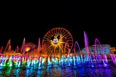 disney california adventure
