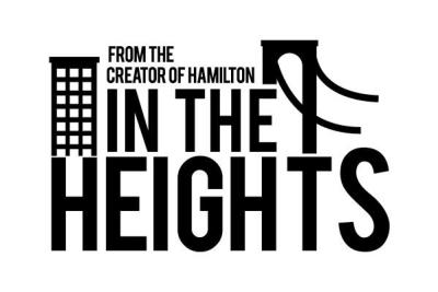 Logo of In the Heights at Geva Theatre