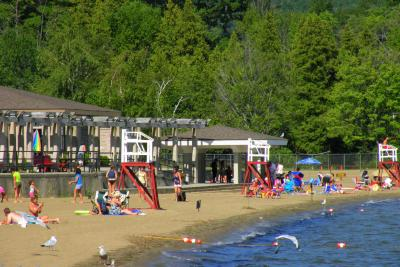 Million Dollar Beach - Photo Courtesy of Warren County Tourism