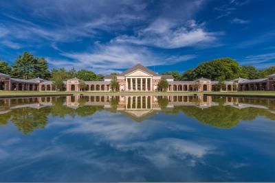 Saratoga State Park - Roosevelt Baths - Photo Courtesy of Beautiful Destinations