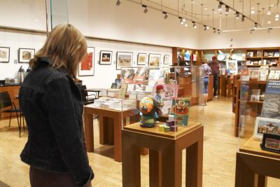 Amon Carter Gift Shop