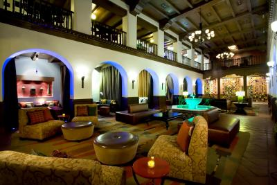 Hotel Andaluz Lobby