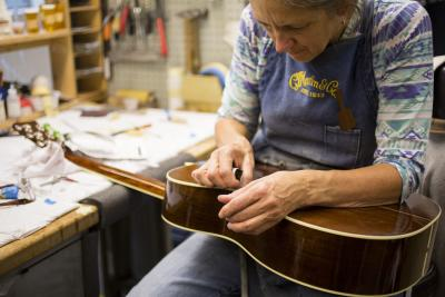 Martin Guitar Factory Tour 49 Discover Lehigh Valley