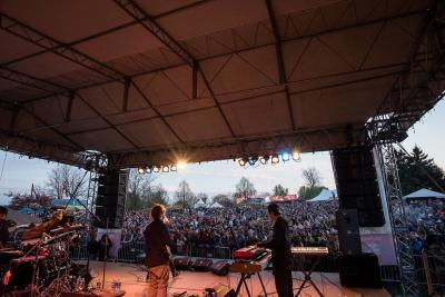 Lilac Festival Entertainment