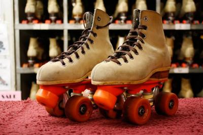 Hot Skates in Avon has two options for celebrating New Year's Eve.