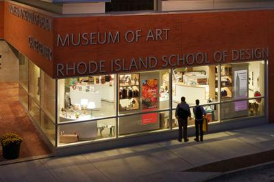 Rhode Island School of Design Museum of Art Shopping