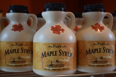 Mountain Wind Farms maple syrup