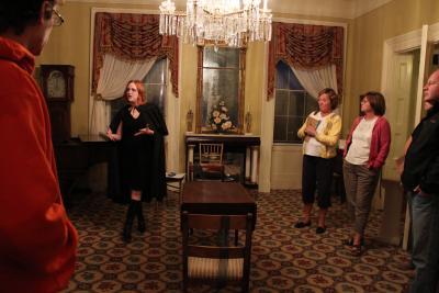 Haunted Ten Broeck Mansion