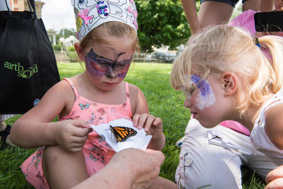 Southern Indiana Botanical Society Monarch Festival