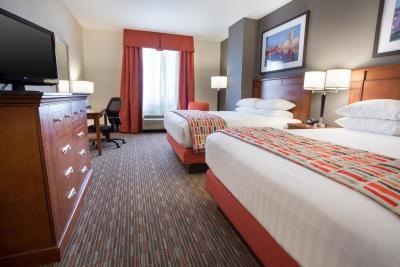 Drury Hotels room