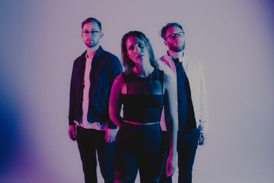 Hello Luna band promo photo