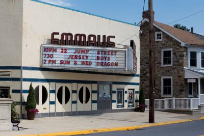 Emmaus Theatre, Lehigh Valley, PA
