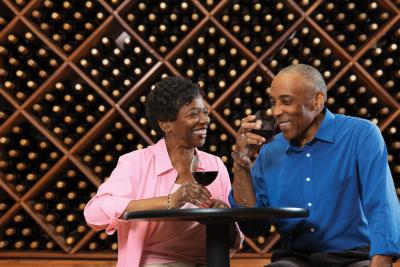 wine tasting at Vynecrest, Lehigh Valley, PA