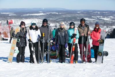 Winter Fun at Blue Mountain Resort
