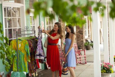 Coastal Mississippi shopping
