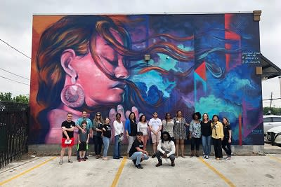 Houston Insiders - Mural Tour