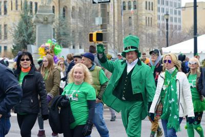Scranton St. Patrick's Parade